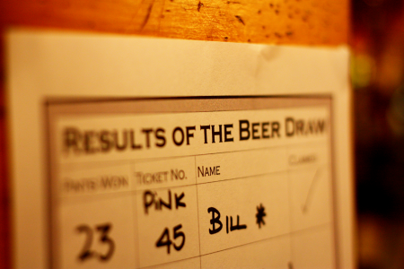 Beer Draw